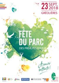 Dimanche 23 septembre – <br/> Fêtons le PNR des Préalpes d'Azur !