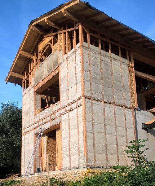 Construction maison écologique sur Bar sur Loup