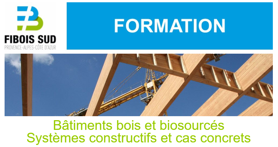 Bâtiments bois et biosourcés Systèmes constructifs et cas concrets