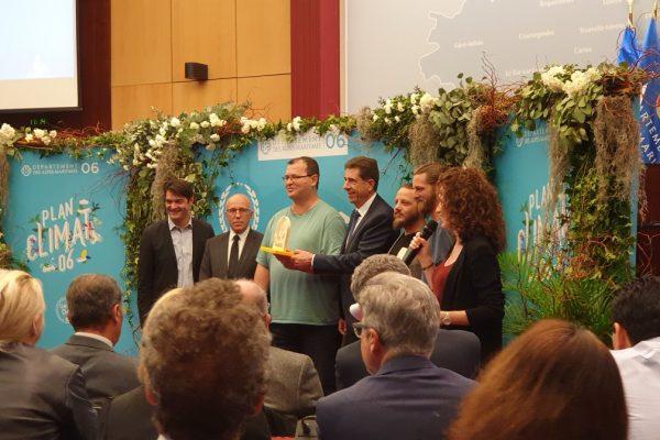 Trophée Plan climat Energie